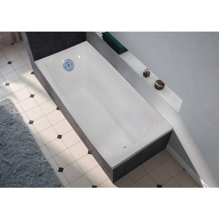 Ванна из литого мрамора Marmo Bagno Элза 170х75 (МВ-Э170-75) цена 2017