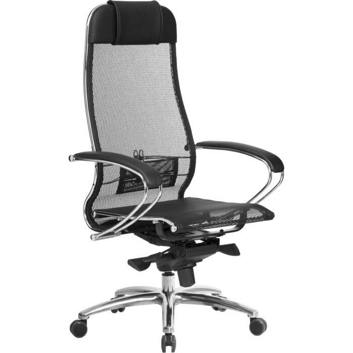 Кресло Метта Samurai S-1.03 черный