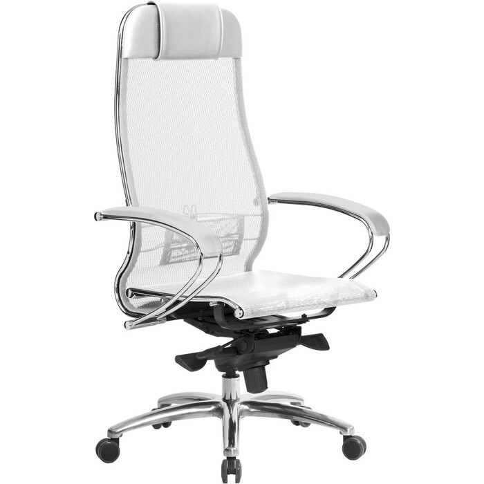 Кресло Метта Samurai S-1.04 белый лебедь