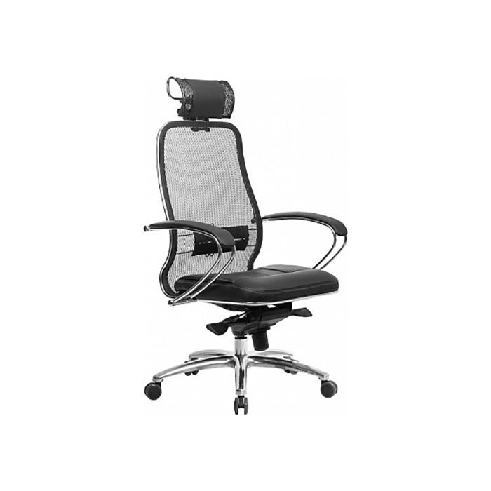 Кресло Метта Samurai SL-2.04 черный