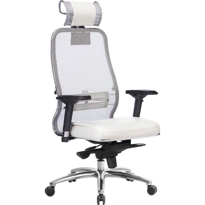 Кресло Метта Samurai SL-3.04 белый лебедь