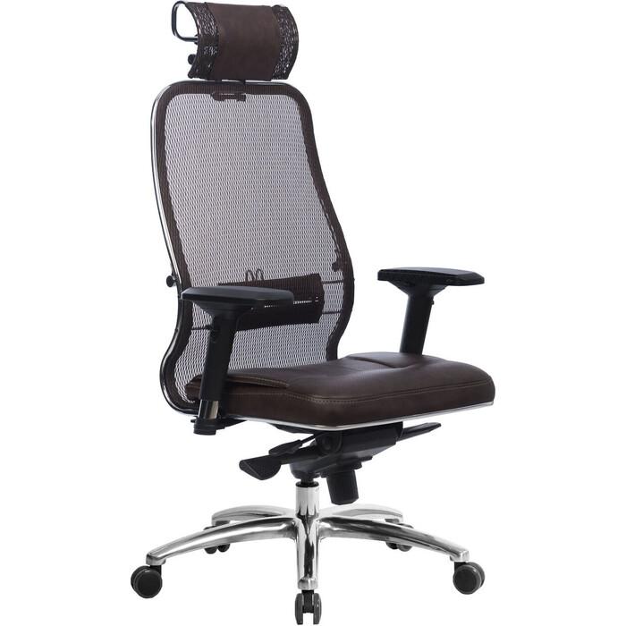Кресло Метта Samurai SL-3.04 темно-коричневый