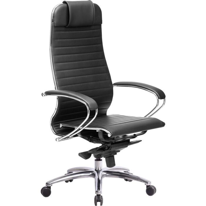 Кресло Метта Samurai K-1.04 черный