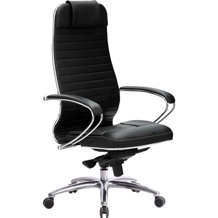 Кресло Метта Samurai KL-1.04 черный