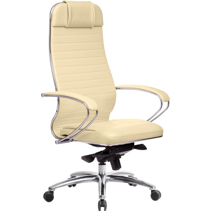 Кресло Метта Samurai KL-1.04 бежевый