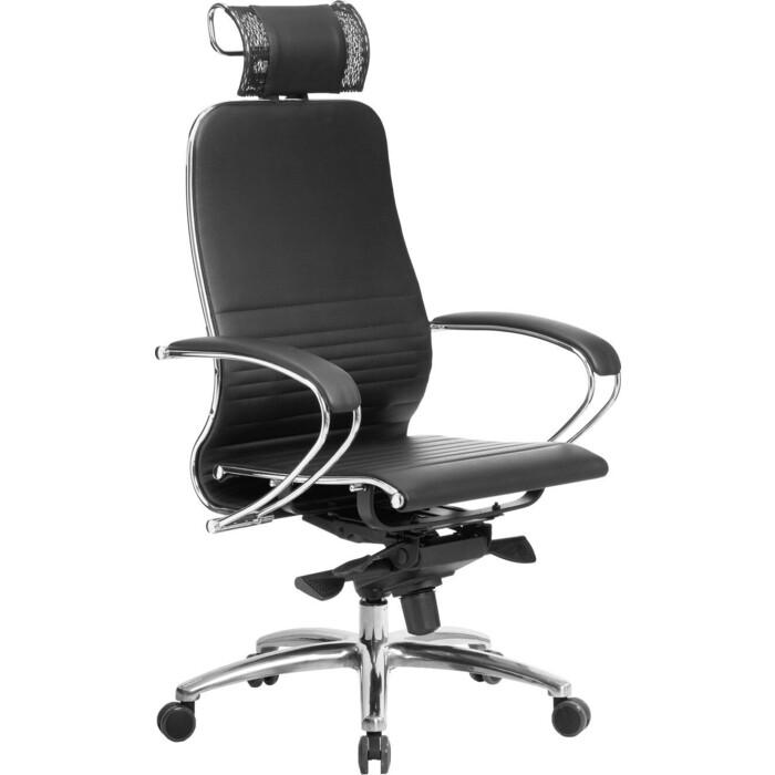 Кресло Метта Samurai K-2.04 черный