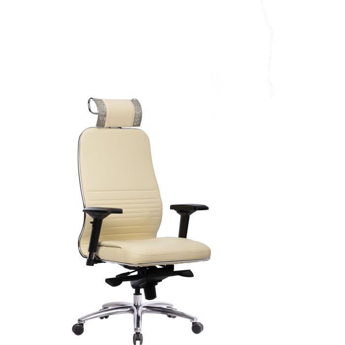 Кресло Метта Samurai KL-3.04 бежевый