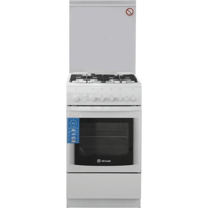Газовая плита Electronicsdeluxe 506040.11 гкр чуг реш