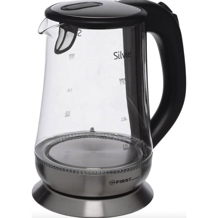 Чайник электрический FIRST FA-5405-4 Black