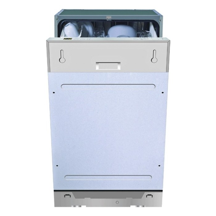 Встраиваемая посудомоечная машина DeLuxe DWB-K45-W цена 2017