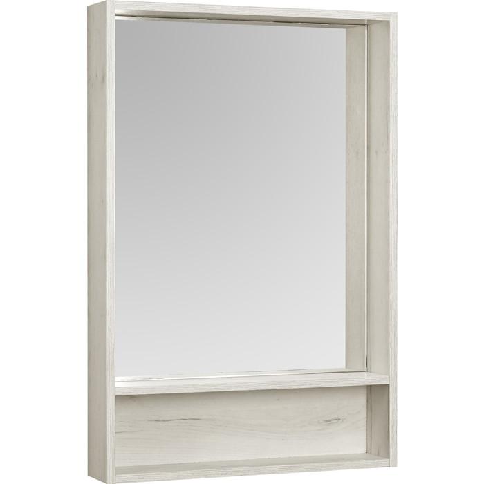 Зеркальный шкаф Акватон Флай 60 дуб крафт (1A237602FA860) jill a johnson little minnesota