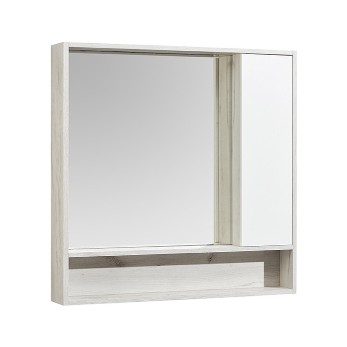 Зеркальный шкаф Акватон Флай 100 дуб крафт (1A237802FAX10)