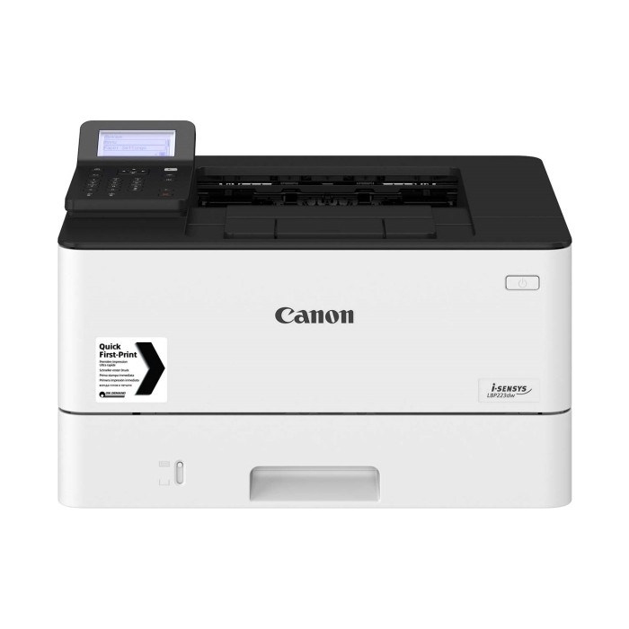 Фото - Принтер Canon i-SENSYS LBP223dw принтер лазерный canon i sensys lbp223dw 3516c008 a4 duplex wifi