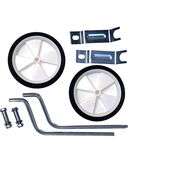 Колеса дополнительные JOY KIE TW-05+HL-F22, универсальные, 12-20, пластик в упаковке