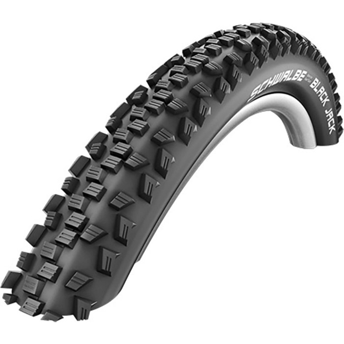 Покрышка SCHWALBE BLACK JACK K-Guard 47-406.20х1.9 B/B-SK HS407 SBC11116407.02