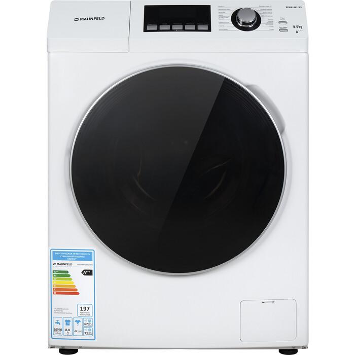 Стиральная машина MAUNFELD MFWM10852WS