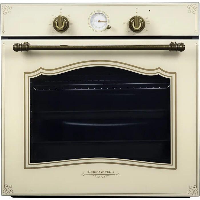 Электрический духовой шкаф Zigmund-Shtain EN 129.612 X электрический духовой шкаф zigmund shtain en 110 622 x