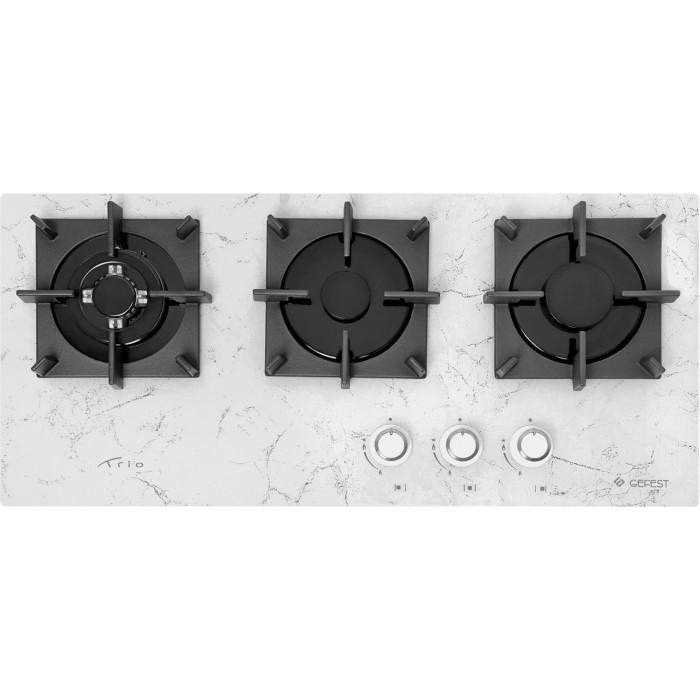 Газовая варочная панель GEFEST ПВГ 2150-01 К92