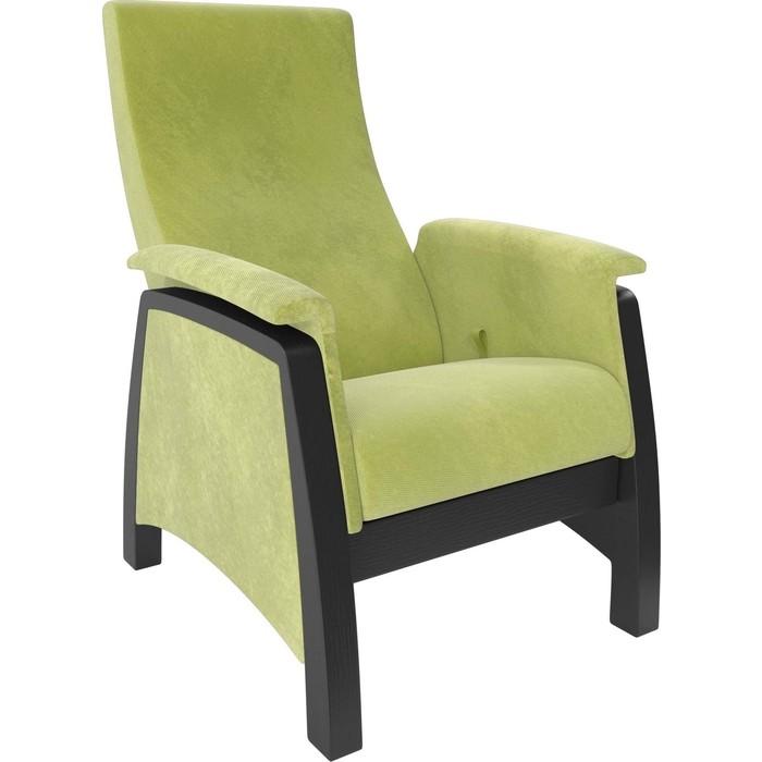 Кресло-глайдер Мебель Импэкс Balance 1 венге/ Verona apple green