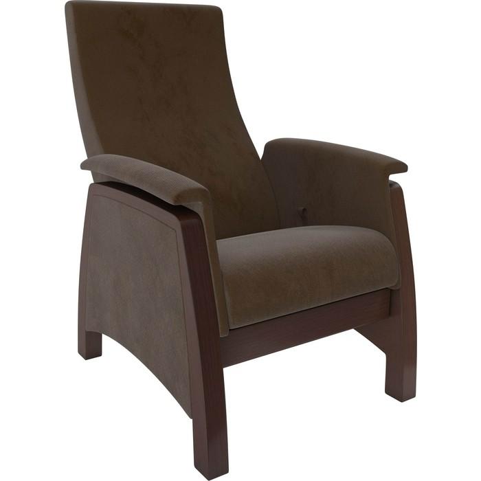 Кресло-глайдер Мебель Импэкс Balance 1 орех/ Verona brown