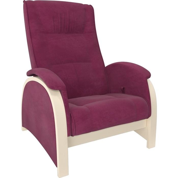 Кресло-глайдер Мебель Импэкс Balance 2 дуб шампань/ Verona cyklam