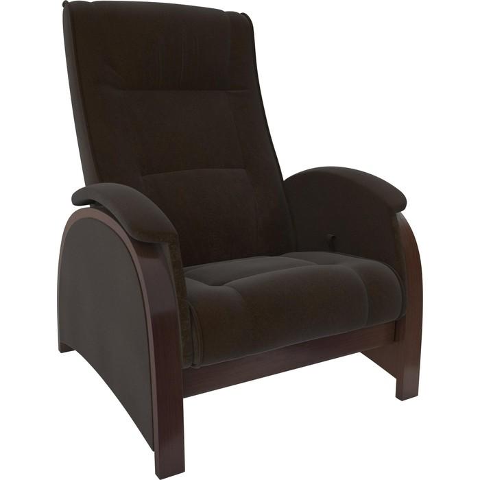 Кресло-глайдер Мебель Импэкс Balance 2 орех/ Verona wenge