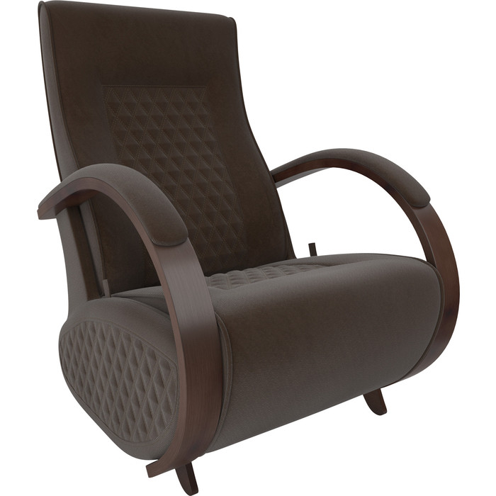 Кресло-глайдер Мебель Импэкс Balance 3 орех/ Verona brown