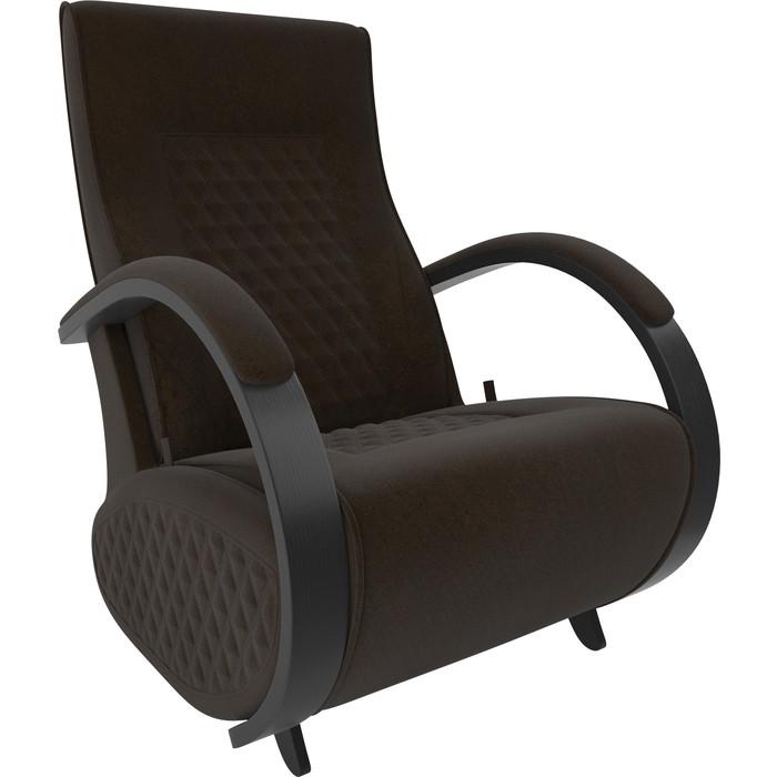 Кресло-глайдер Мебель Импэкс Balance 3 венге/ Verona wenge