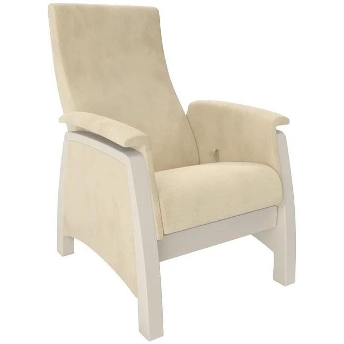 Кресло-глайдер Мебель Импэкс Модель 101 ст дуб шампань, ткань Verona vanilla
