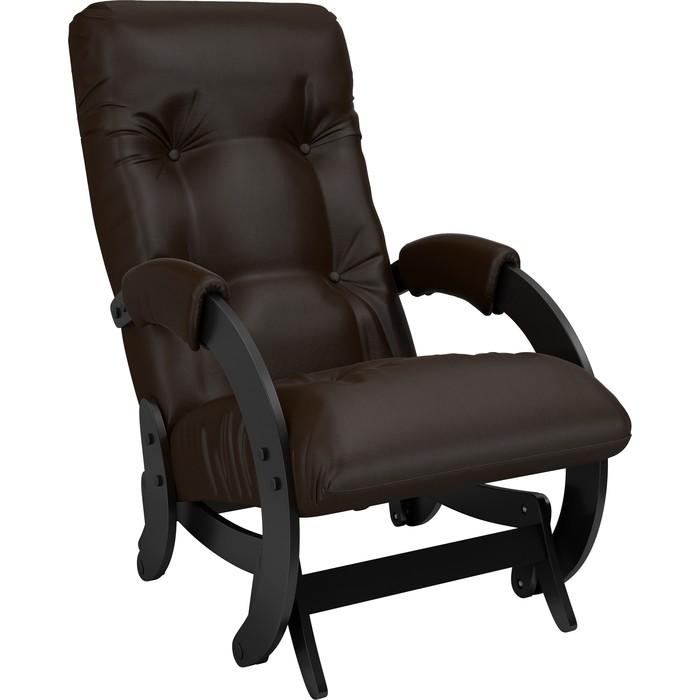 Кресло-качалка Мебель Импэкс Модель 68 венге/ Oregon 120