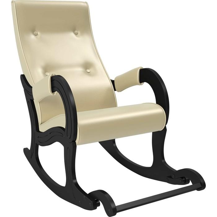 Кресло-качалка Мебель Импэкс Модель 707 венге, к/з Oregon perlamutr 106