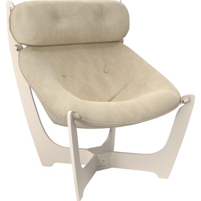 Кресло для отдыха Мебель Импэкс Модель 11 дуб шампань, ткань Verona vanilla кресло глайдер мебель импэкс balance 3 натуральное дерево verona vanilla