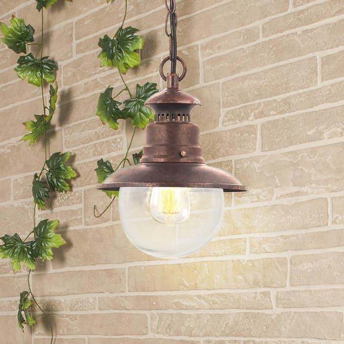 Уличный подвесной cветильник Elektrostandard 4690389106583