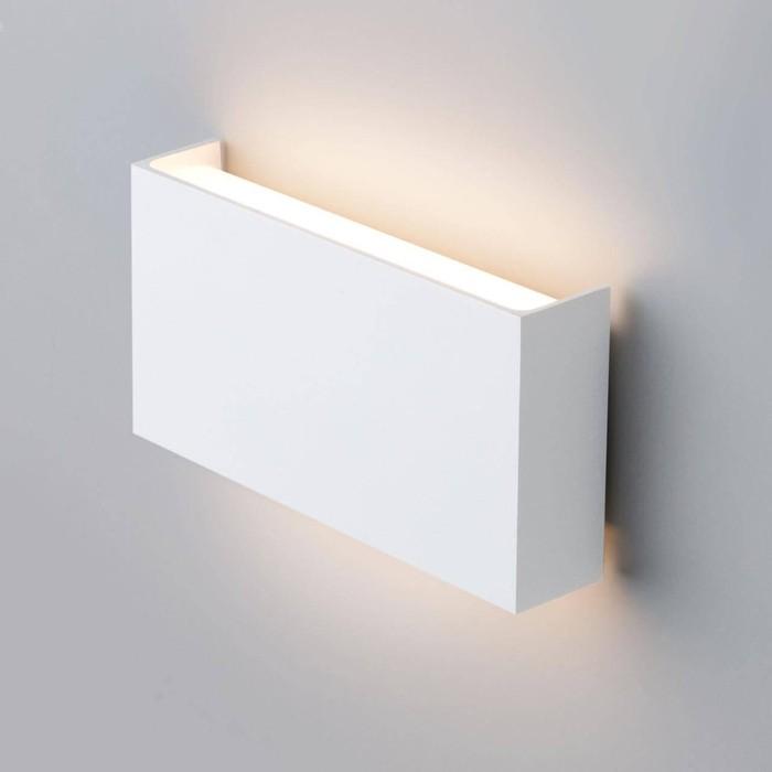 Уличный настенный светодиодный светильник Elektrostandard 4690389117152