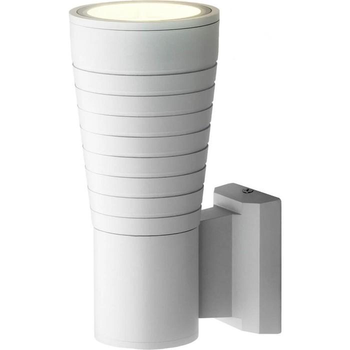 Уличный настенный светодиодный светильник Elektrostandard 4690389138638
