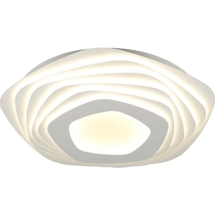 Потолочная светодиодная люстра Omnilux OML-07707-234
