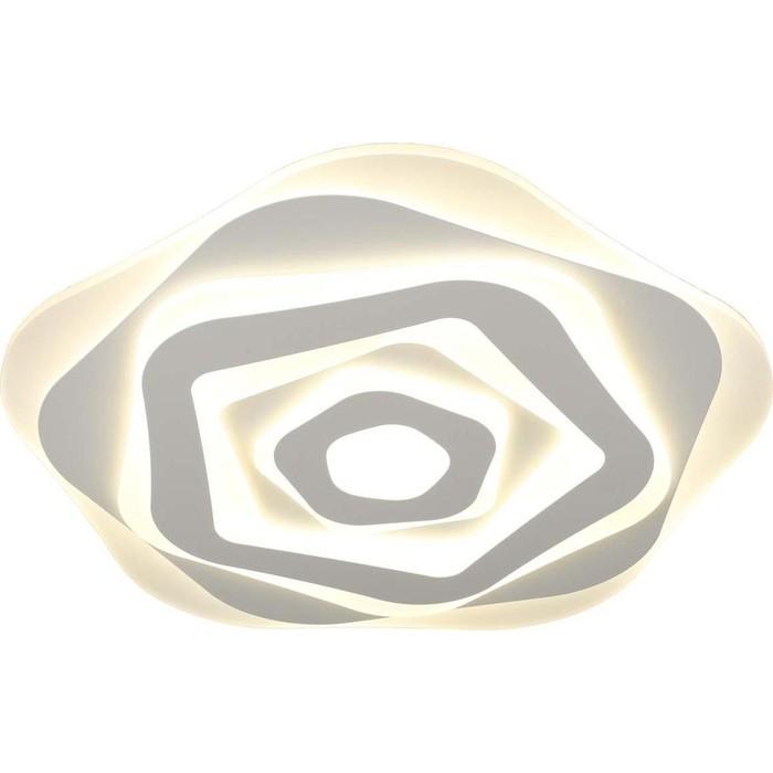 Потолочная светодиодная люстра Omnilux OML-07407-304