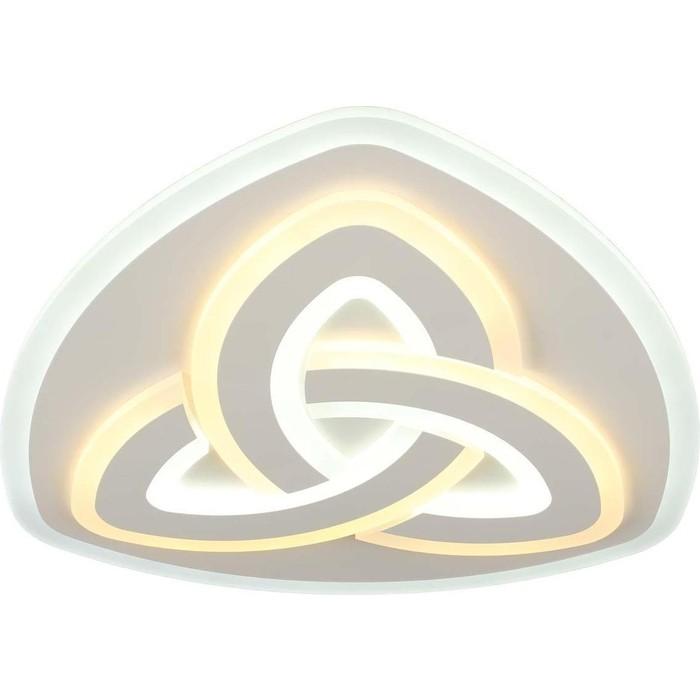 Потолочная светодиодная люстра Omnilux OML-09107-144