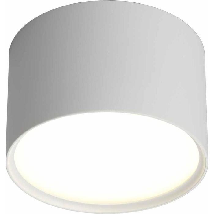 Потолочный светодиодный светильник Omnilux OML-100909-06 потолочный светодиодный светильник omnilux oml 48807 48