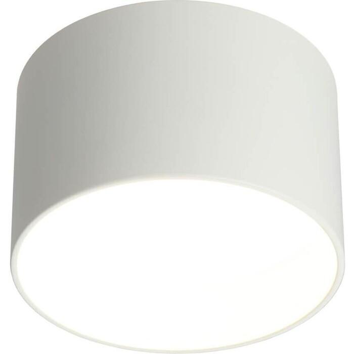 Потолочный светодиодный светильник Omnilux OML-100409-16 потолочный светодиодный светильник omnilux oml 48807 48