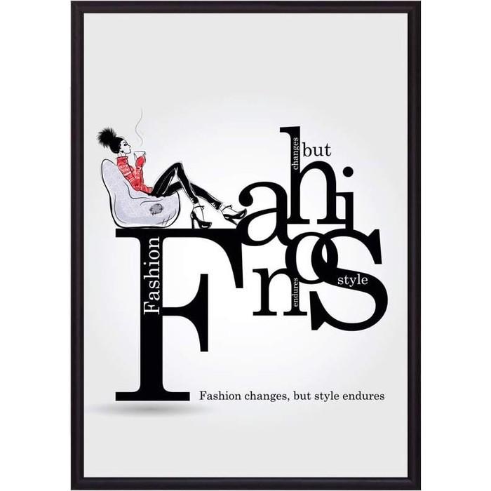 Постер в рамке Дом Корлеоне Fashion 40x60 см