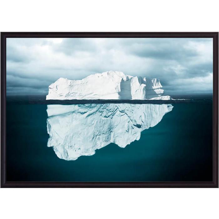 Постер в рамке Дом Корлеоне Айсберг 21x30 см