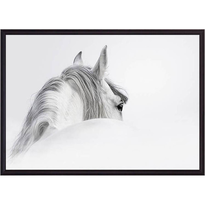 Постер в рамке Дом Корлеоне Белая лошадь 21x30 см постер в рамке дом корлеоне эмма уотсон 21x30 см