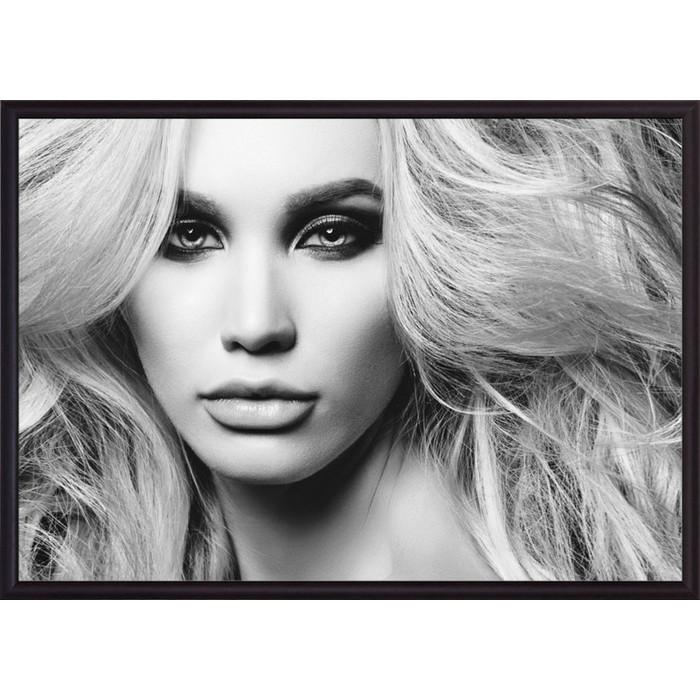 Постер в рамке Дом Корлеоне Блондинка 50x70 см