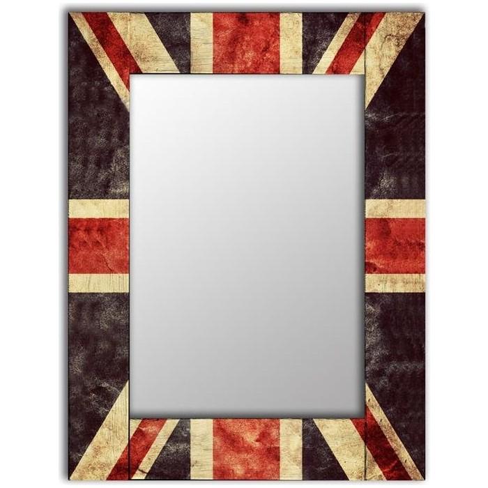 Настенное зеркало Дом Корлеоне Британия 60x60 см настенное зеркало дом корлеоне весенние цветы 60x60 см