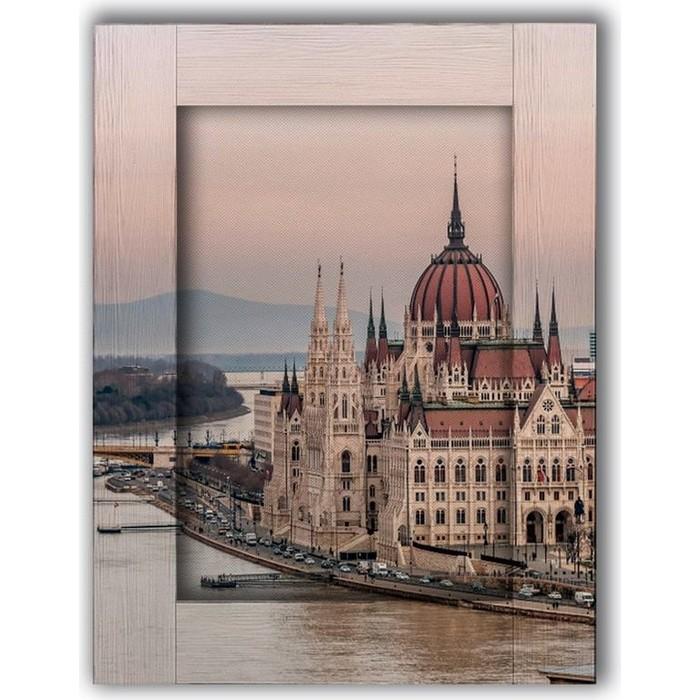 Картина с арт рамой Дом Корлеоне Будапешт 60x80 см
