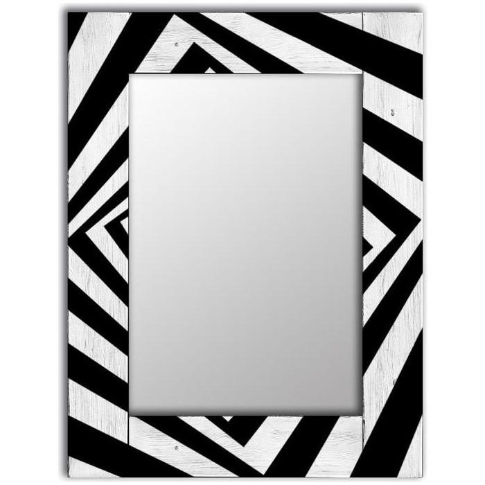 Настенное зеркало Дом Корлеоне Бумеранг 60x60 см