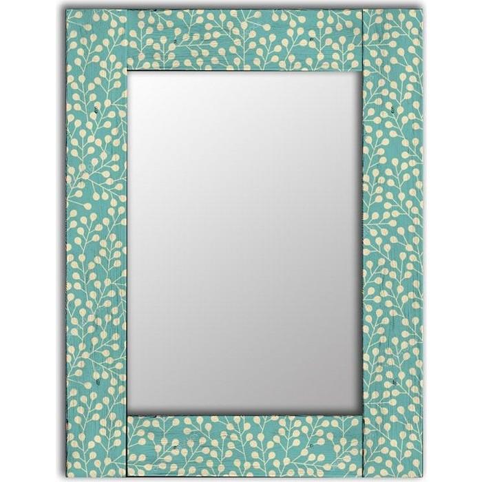 Фото - Настенное зеркало Дом Корлеоне Вальмон 60x60 см настенное зеркало дом корлеоне синяя жар птица 75x170 см