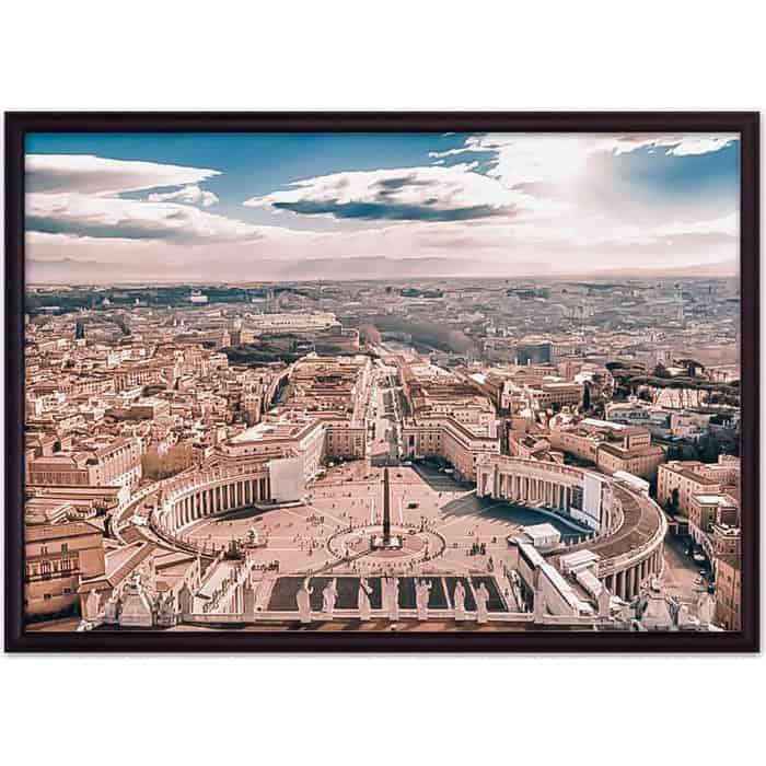 Фото - Постер в рамке Дом Корлеоне Ватикан 30x40 см постер в рамке дом корлеоне стиль 30x40 см