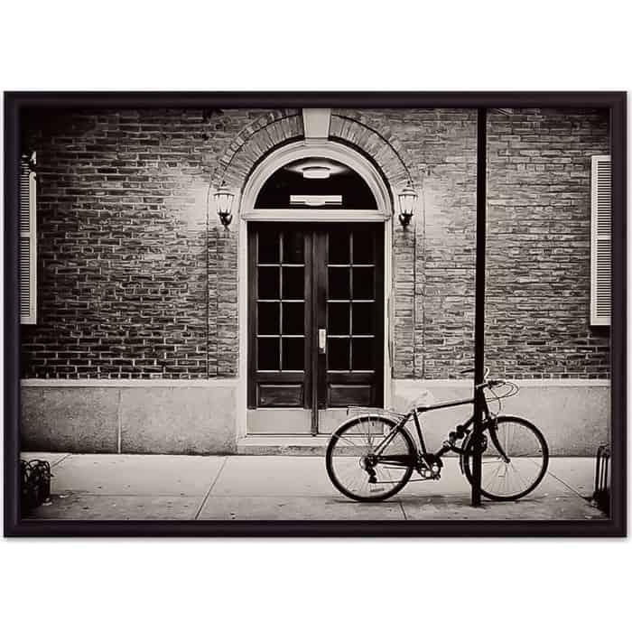 Постер в рамке Дом Корлеоне Велосипед 30x40 см